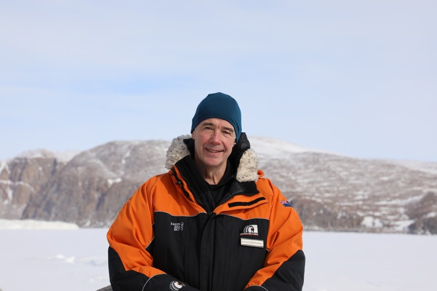 Antarctica's Front Line on Climate Change Research | Forum for the