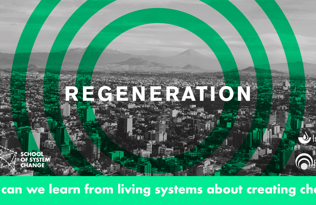 Stories of Change 3: Regenerative Model - Water Resilience in Mexico City