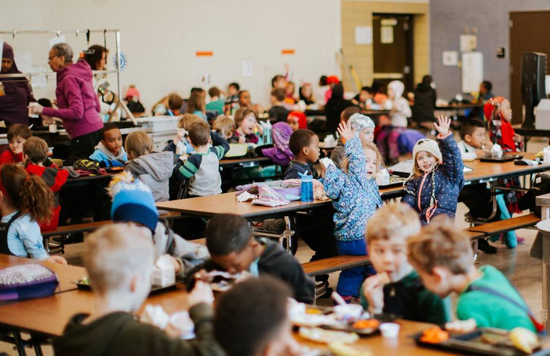 Future Plates: Transforming school lunches in the USA