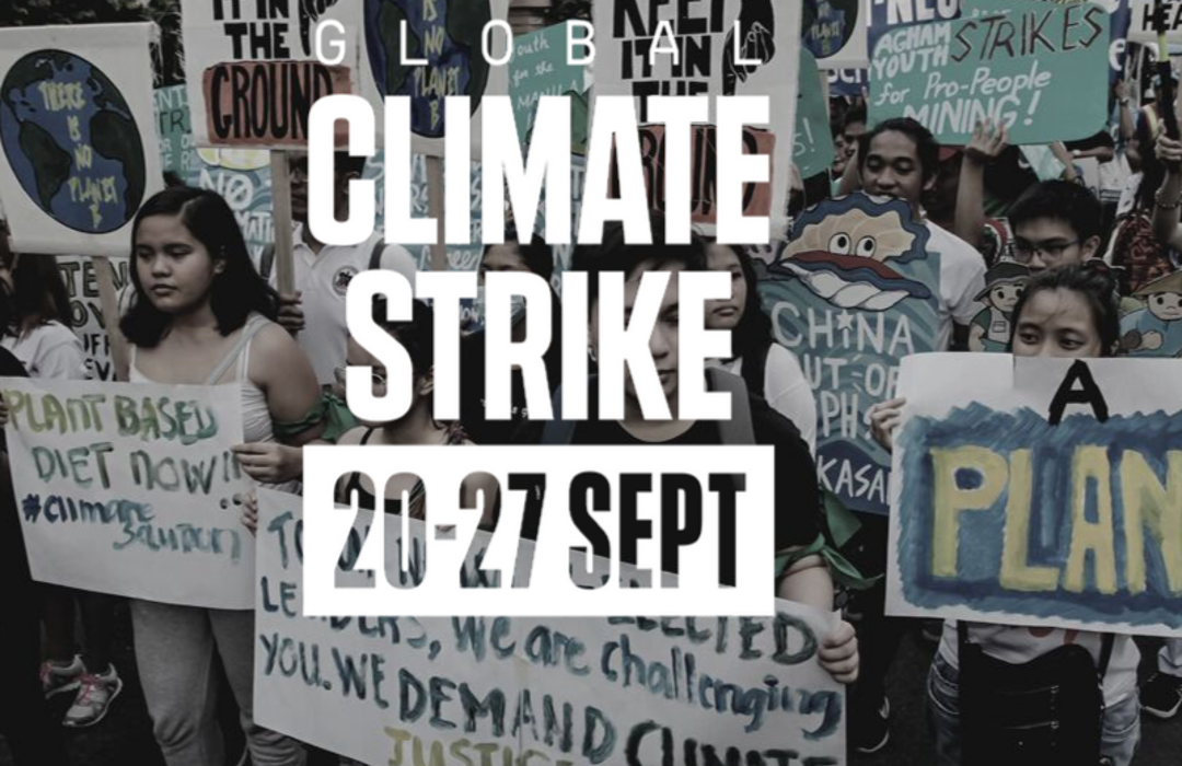How can the Global Climate Strike help drive real change?